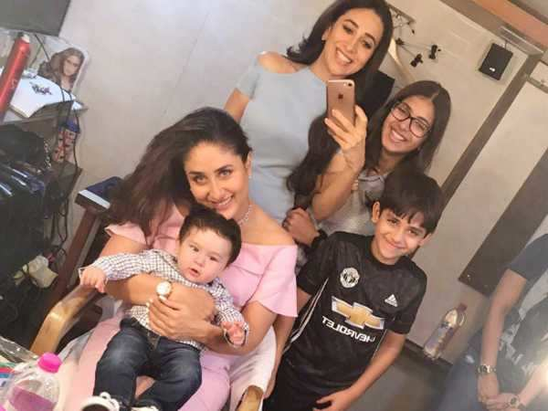 Exciting! Karisma Kapoor reveals Taimur Ali Khan's birthday plans