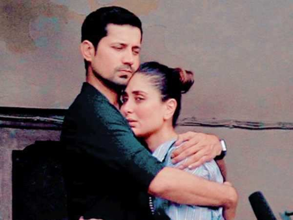 Video Alert: Kareena Kapoor Khan and Sumeet Vyas rehearse for a song for Veere Di Wedding