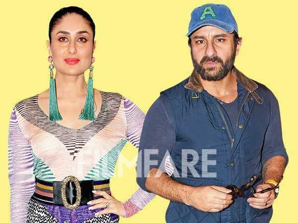 Aww! Kareena Kapoor Khan over everything else for hubby Saif Ali Khan