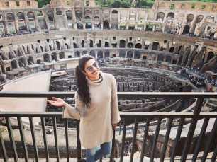 Priyanka Chopra is now in Rome shooting for Quantico season 3