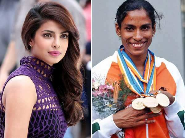 Priyanka Chopra should definitely do the PT Usha biopic! Read what the director has to say…
