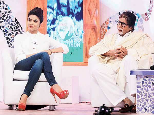 Birthday Special: Priyanka Chopra wishes Amitabh Bachchan on his birthday