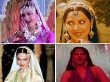 Birthday special: Top 10 songs of Rekha