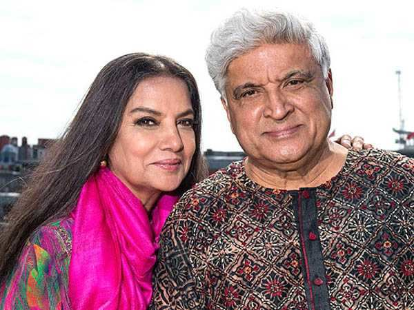 Shabana Azmi has some great things to say about husband Javed Akhtar