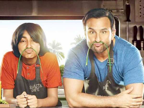 Saif Ali Khan proudly calls Chef one of his best works