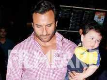 Here's what Saif Ali Khan has to say on baby Taimur being a social media star