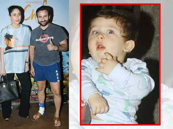 """Kareena and I have decided to send him to a boarding school"" – Saif Ali Khan on son Taimur"