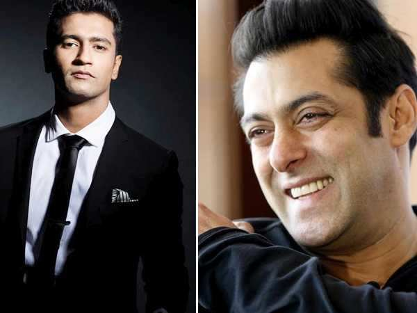 Here's how Vicky Kaushal is following the footsteps of Salman Khan