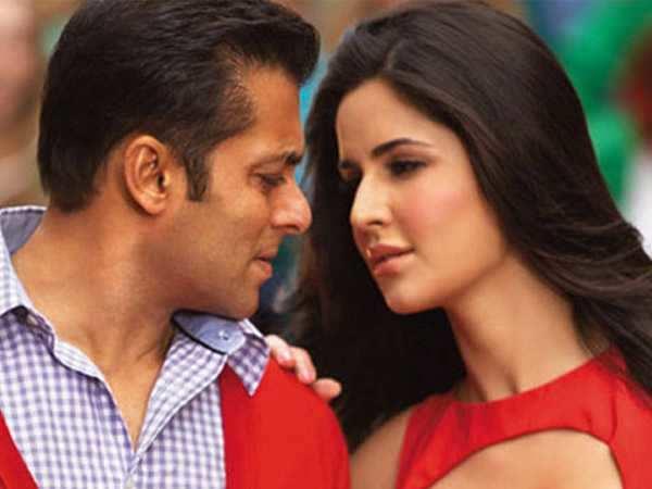 Have Salman Khan and Katrina Kaif fallen back in love?