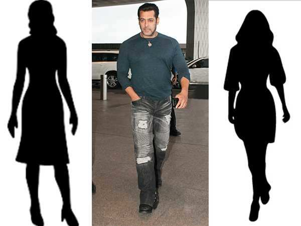 Finally! Salman Khan plays peacemaker between these top two B-town actresses
