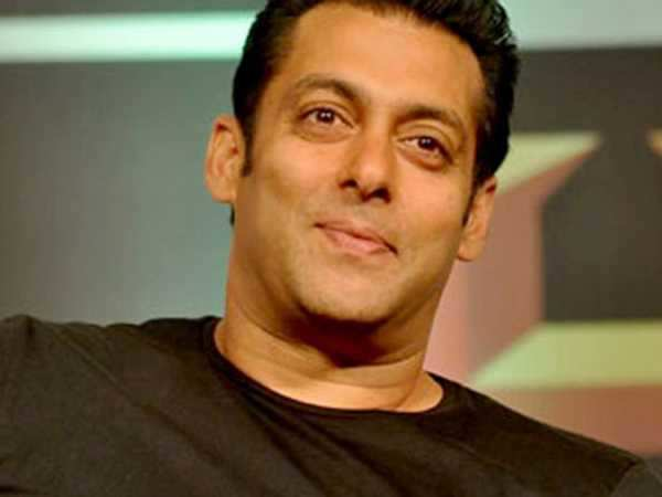 Salman Khan says that criticism doesn't bother him