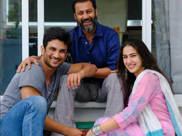 Photo Alert: Sushant Singh Rajput and Sara Ali Khan wrap up Kedarnath shoot