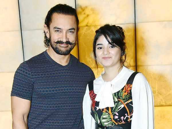 Here's what Aamir Khan has to say about other actresses having a bigger pay cheque than him