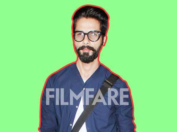 Shahid Kapoor and Sanjay Leela Bhansali to come together for a film again?