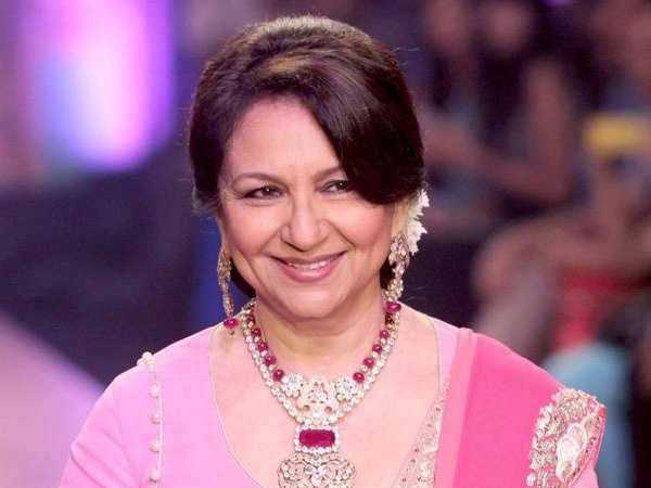 Sharmila Tagore wishes more scripts should be written for elder heroines