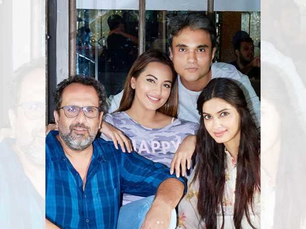 Sonakshi Sinha is excited to be part of the Happy Bhag Jayegi sequel