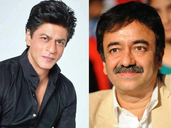 Shah Rukh Khan and Rajkumar Hirani to come together for a film?