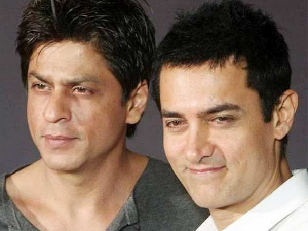 Find out what Aamir Khan has to say about Shah Rukh Khan's storytelling