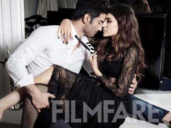 Are Sushant Singh Rajput and Kriti Sanon getting engaged?