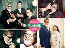 Birthday Special: Best of Amitabh Bachchan's Filmfare Photoshoots