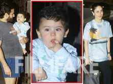 Taimur Ali Khan dressed in pyjamas for aunt Soha Ali Khan's birthday is beyond adorable