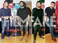 Ranbir Kapoor, Aditya Roy Kapur, Arjun Kapoor & Imran Khan at the special screening of Blade Runner