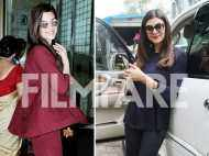 Photos: We are loving Kriti Sanon and Sushmita Sen's looks in these pictures!