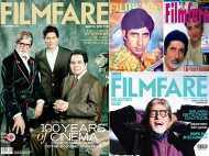 Birthday Blast! Here's presenting best of millennium star Amitabh Bachchan's Filmfare covers