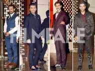 Aamir Khan, Karan Johar, Kunal Kapoor and Rajkummar Rao suit up in style!