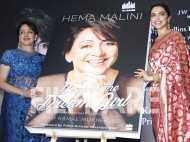 Deepika Padukone launches Hema Malini's Beyond the Dream Girl on her birthday