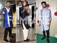 Photos: Arjun Kapoor, Aditya Roy Kapur and Saqib Saleem look too hot to handle at a Diwali bash!