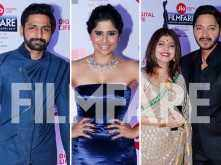 Vaibhav Tatwawaadi, Sai Tamhankar & Shreyas Talpade shine bright at the Jio Filmfare Awards Marathi