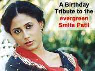 A Birthday Tribute to the evergreen Smita Patil
