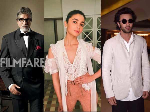 Amitabh Bachchan, Ranbir Kapoor,Alia Bhatt to embark on an adventure with Ayan Mukherji's Brahmastra