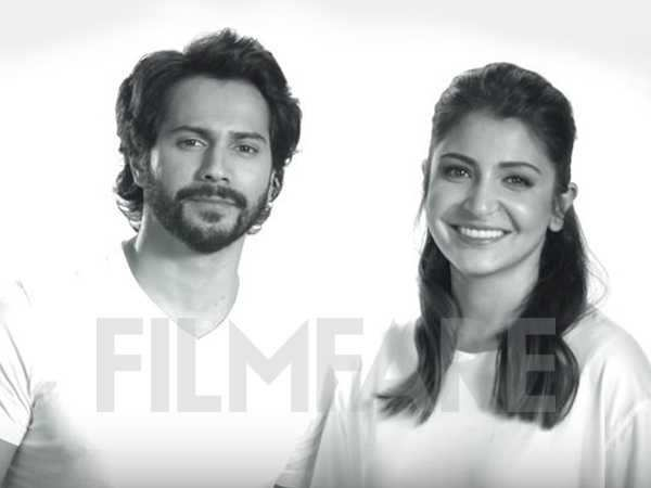 The wait is over! Sui Dhaaga pair Varun Dhawan and Anushka Sharma celebrate Gandhi Jayanti