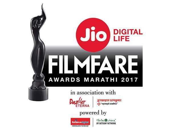 Nominations for the Jio Filmfare Awards Marathi 2017