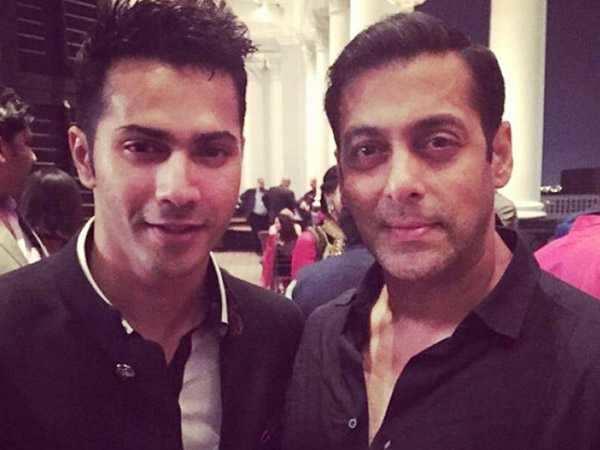 Salman Khan and Varun Dhawan may come together for Kick 2
