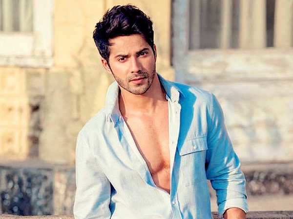 Varun Dhawan says he's happy as an actor and prouder as a son