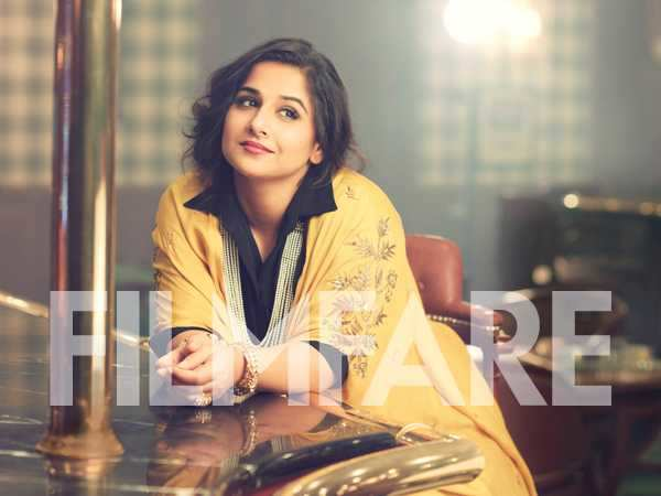 Filmfare Exclusive! Vidya Balan's royal Filmfare shoot