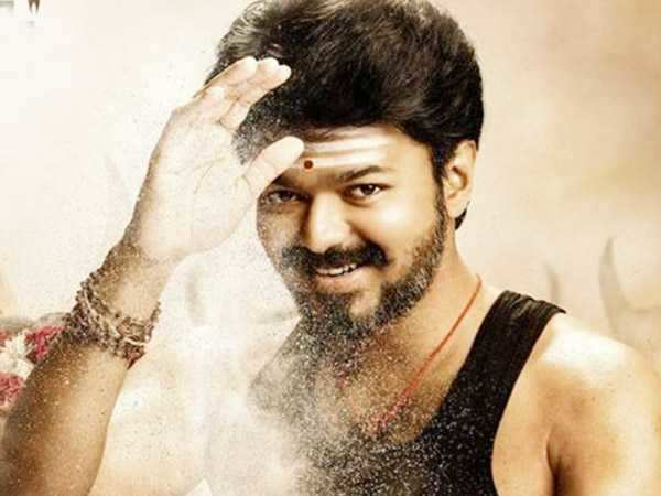 Thalapathy Vijay's Mersal nears Rs 200 crore on its 6th day at the box office