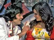 Birthday Special: Zeenat Aman says Amitabh Bachchan has earned every bit of the respect and admirati