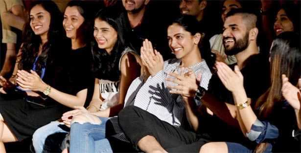Here's what Deepika Padukone is doing after wrapping Padmavati shoot