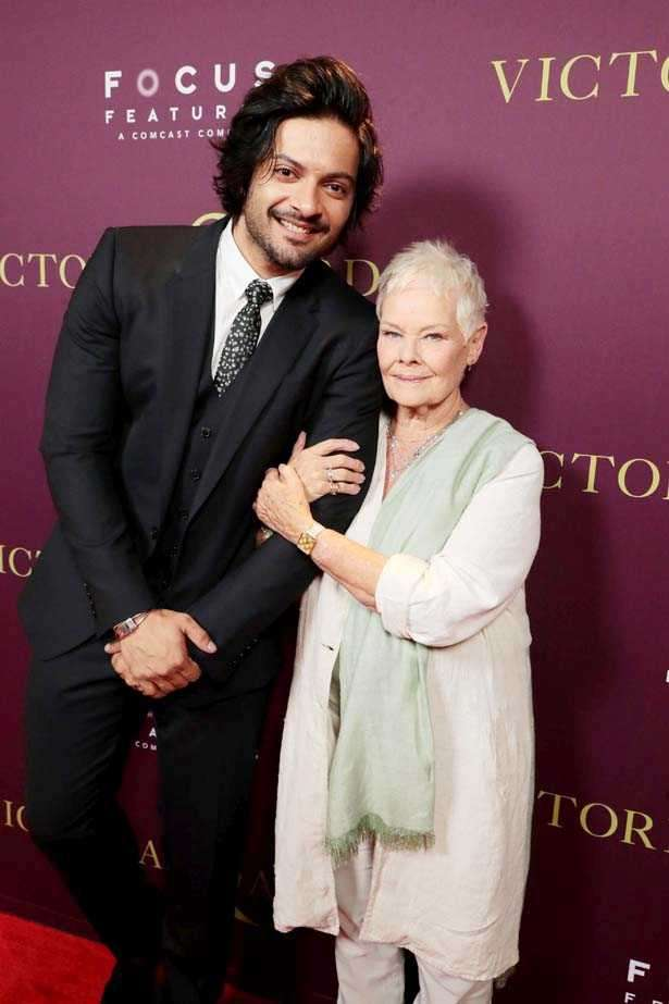 Richa Chaddha & Ali Fazal walk the red carpet together at the Los Angeles premiere of Victoria and A