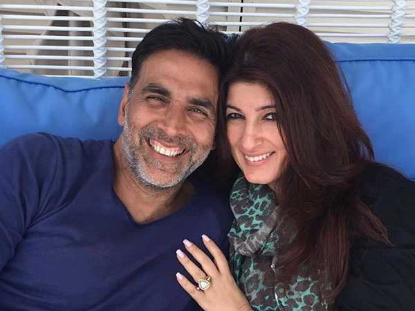 Akshay Kumar gets emotional about wife Twinkle Khanna and his kids