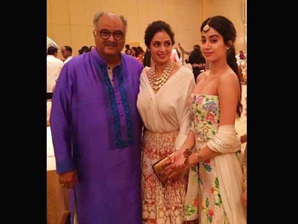 Boney Kapoor is all praise for daughter Jhanvi Kapoor
