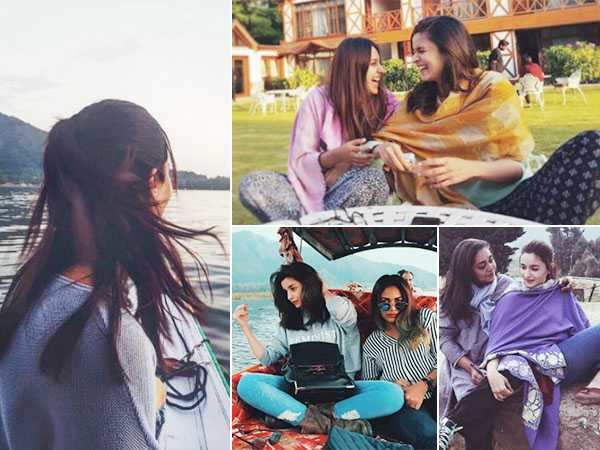 Pictures! Alia Bhatt is taking us on a tour of Kashmir