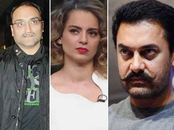 Kangana Ranaut says no to Aamir Khan for Thugs Of Hindostan