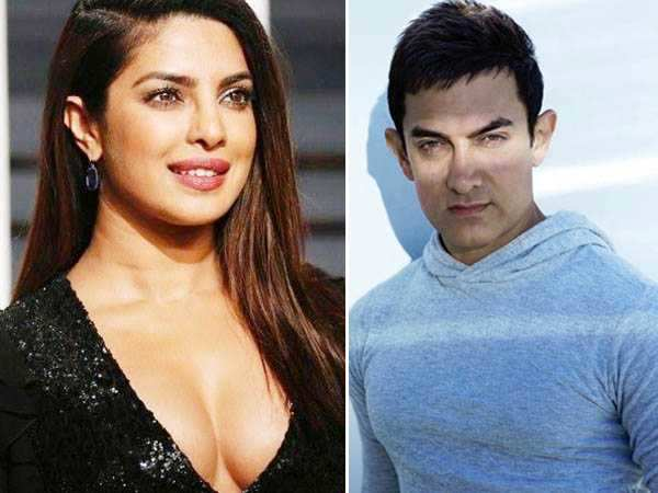 Interesting! Aamir Khan and Priyanka Chopra to share screen space in Rakesh Sharma's biopic?