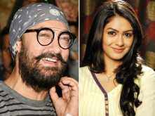 Mrunal Thakur rejected Aamir Khan's Thugs of Hindostan because of this reason!