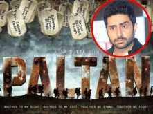 Abhishek Bachchan leaves Paltan just 24 hours before the shoot!